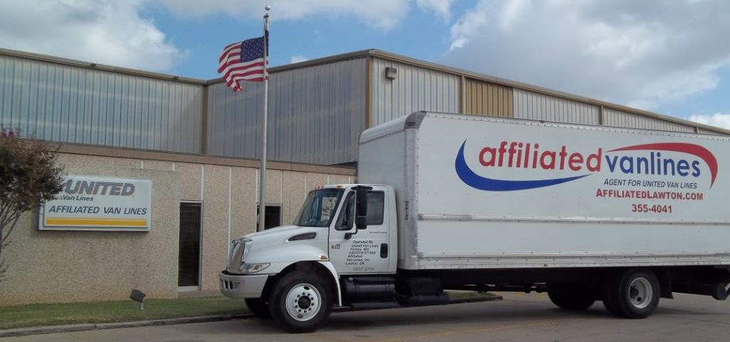 Affilated of Lawton Can Handle All Your Moving Needs!
