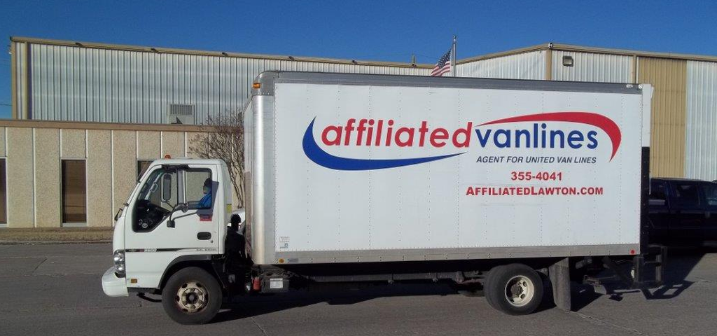 Affiliated Van Lines of Lawton OK can handle any move, big or small!