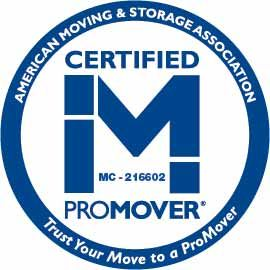 Affiliated Van Lines of Lawton OK is a Proud Member of the American Moving and Storage Association