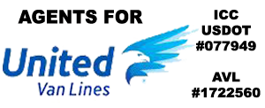 Affiliated Van Lines of Lawton, Inc. is an authorized agent for United Van Lines.